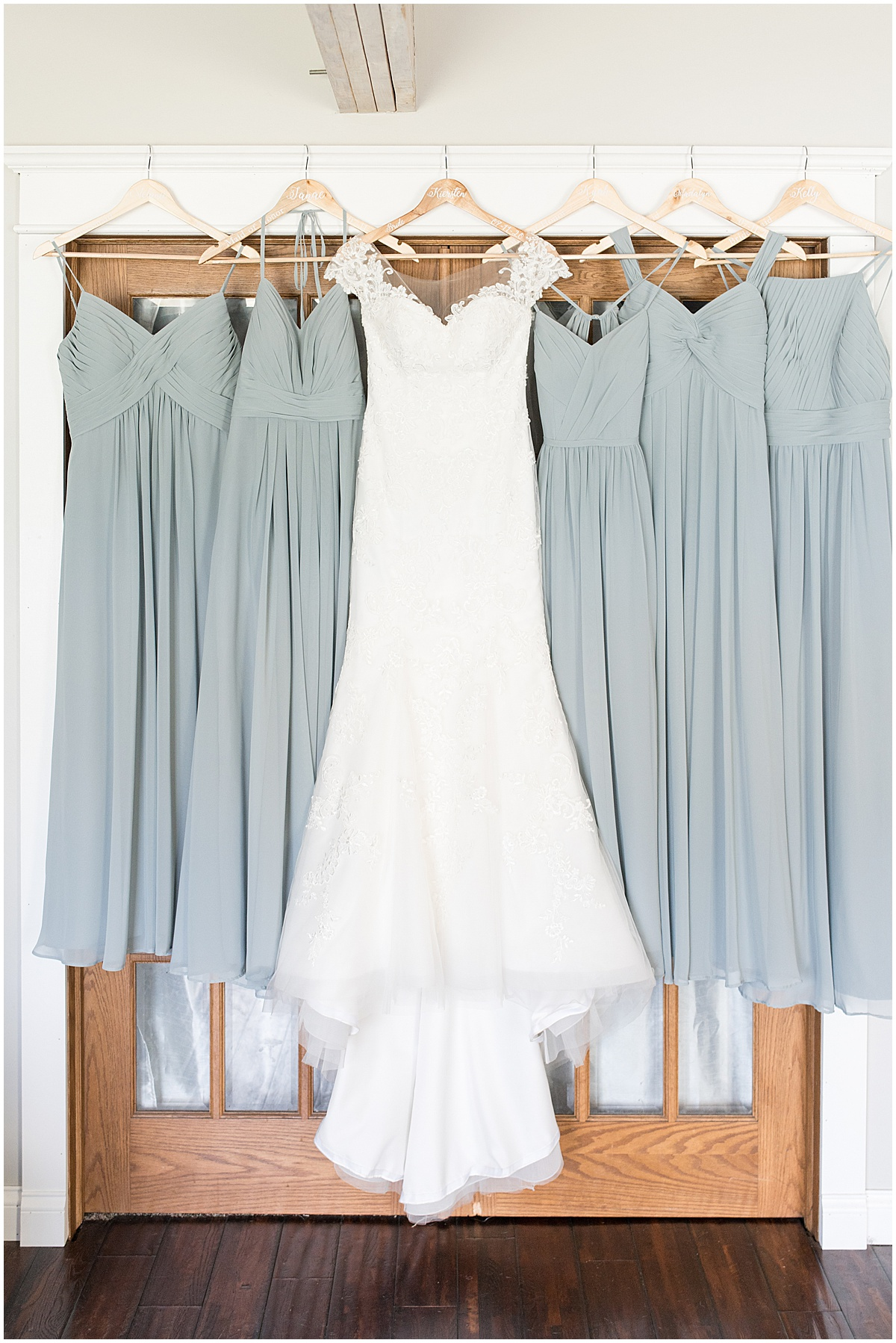 Wedding details for wedding at The Matterhorn in Elkhart, Indiana