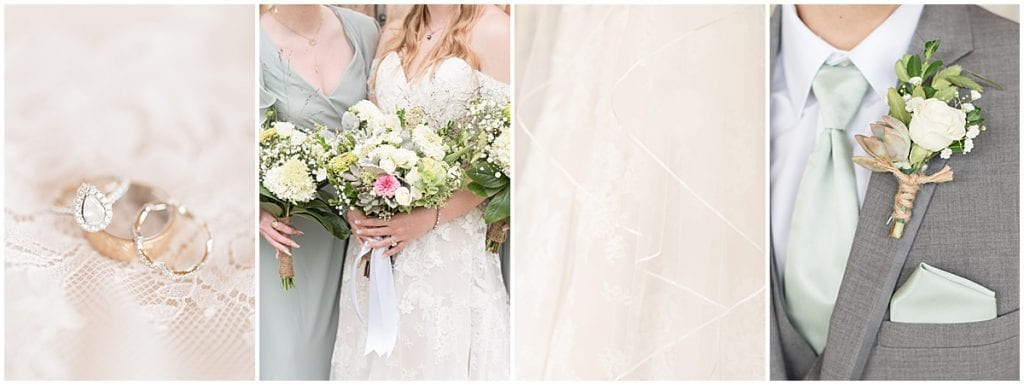 Wedding at Whippoorwill Hill in Bloomington, Indiana