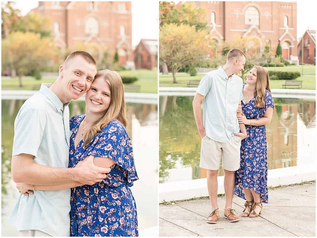 Anniversary Photos at Saint Joseph's College in Rensselaer, Indiana