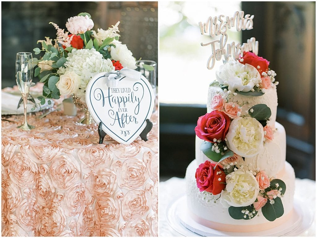 Lafayette, Indiana Wedding Planner and Coordinator Felicia Dale of Emerald Lotus Events wedding details