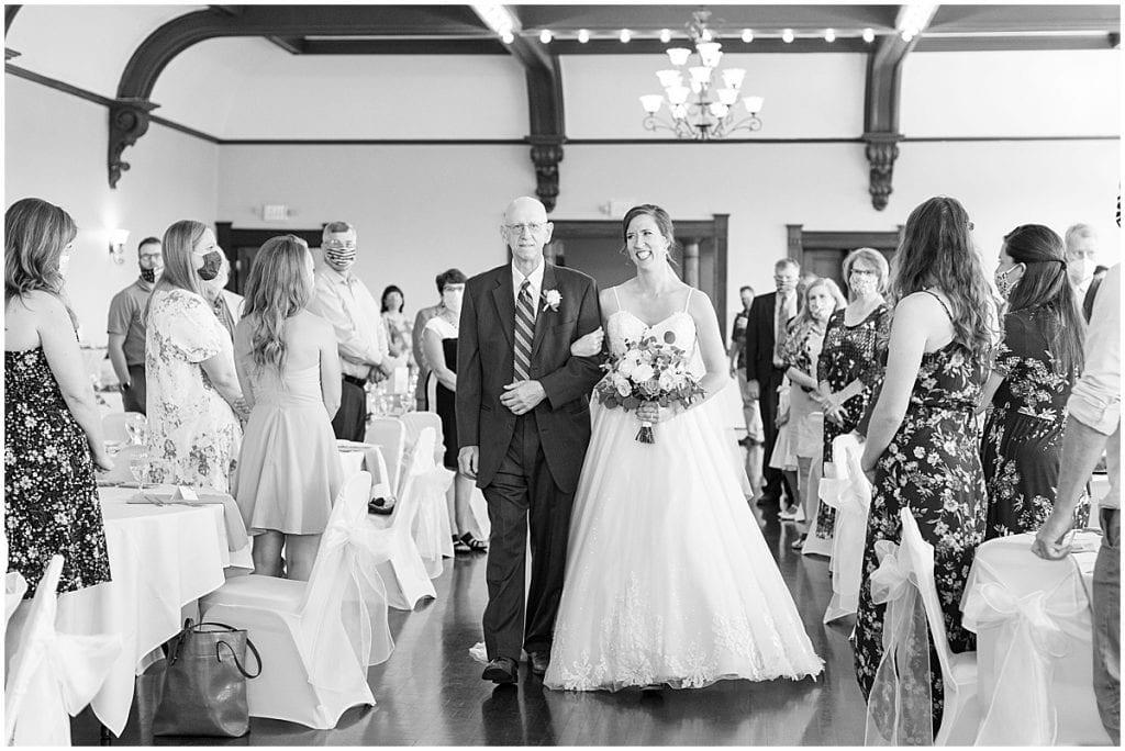 Spohn Ballroom wedding in Goshen, Indiana by Victoria Rayburn Photography