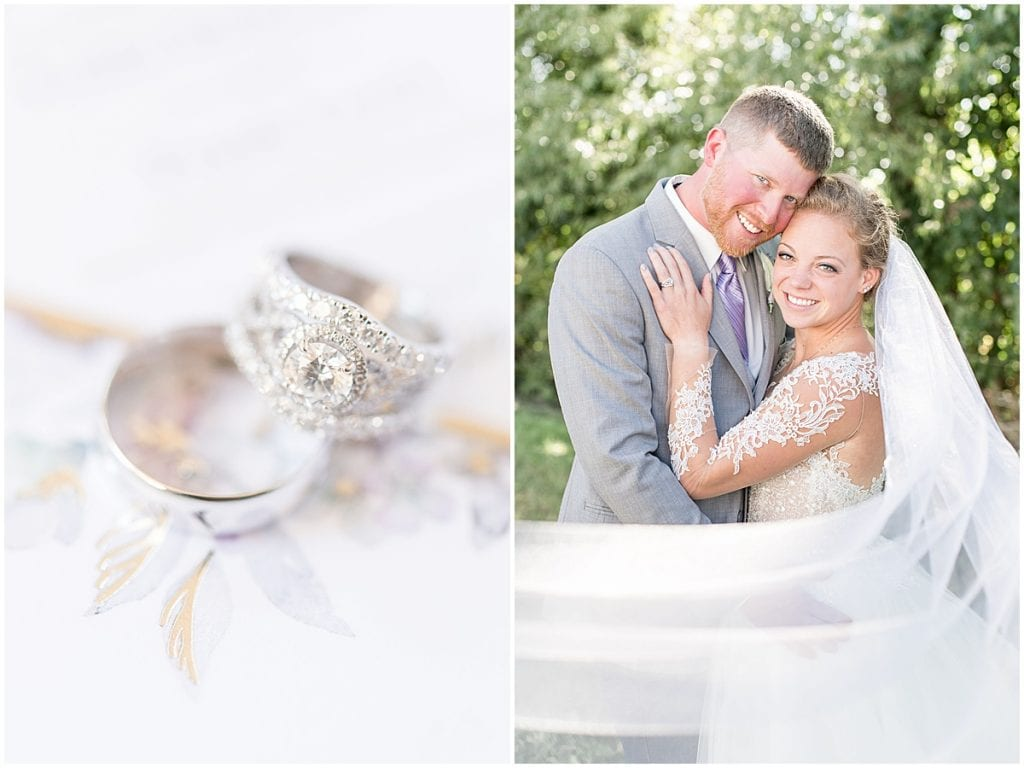 Details of wedding at the Wagner Angus Barn in Wolcott, Indiana by Victoria Rayburn Photography