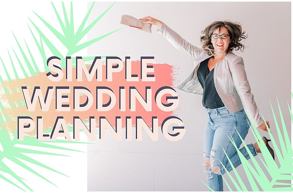 Online Wedding Planning Course: The Simple Wedding Planning Course by Felicia Dale