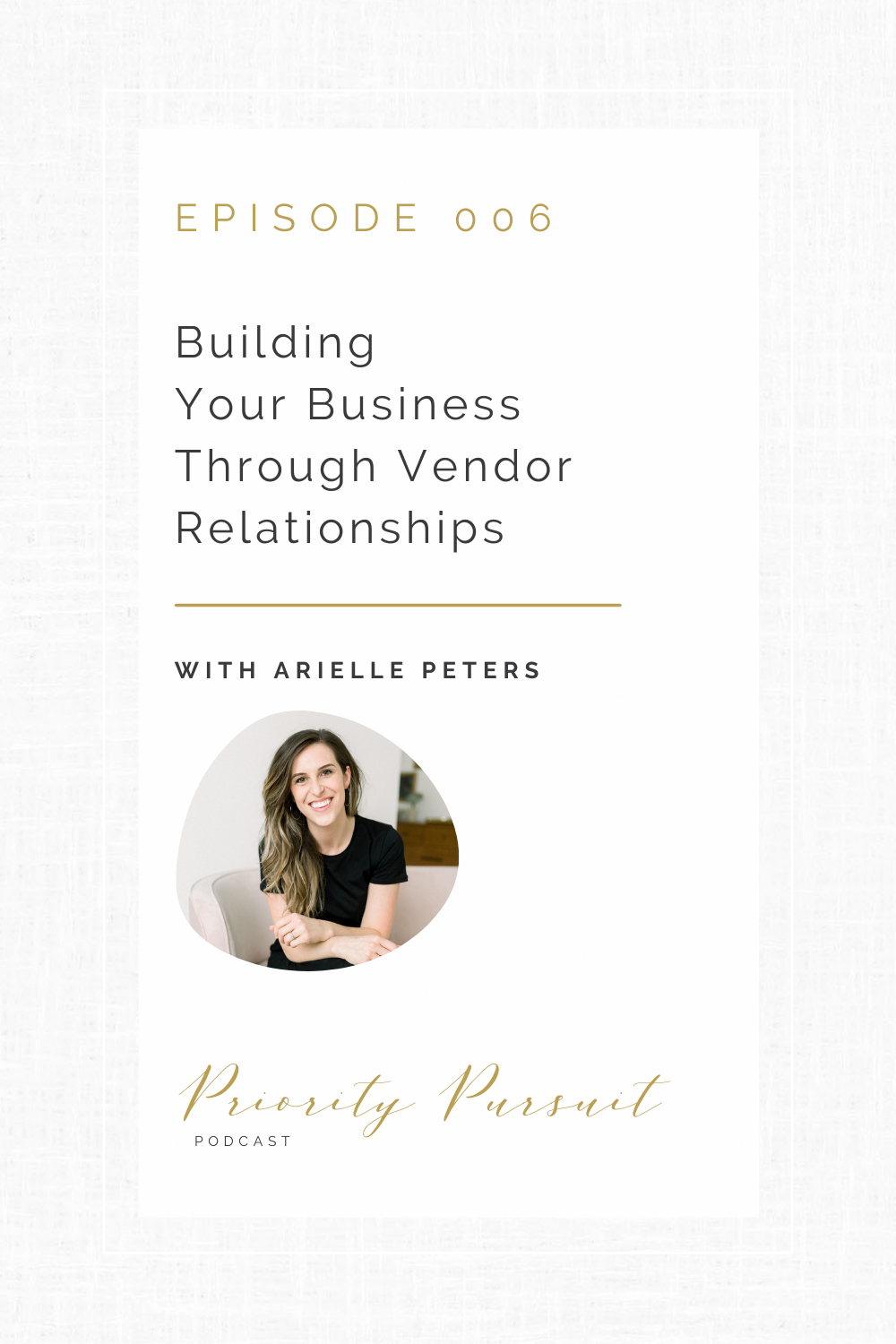 South Bend, Indiana Wedding Photographer Arielle Peters of Arielle Peters Photography explains how you can build your business through vendor relationships