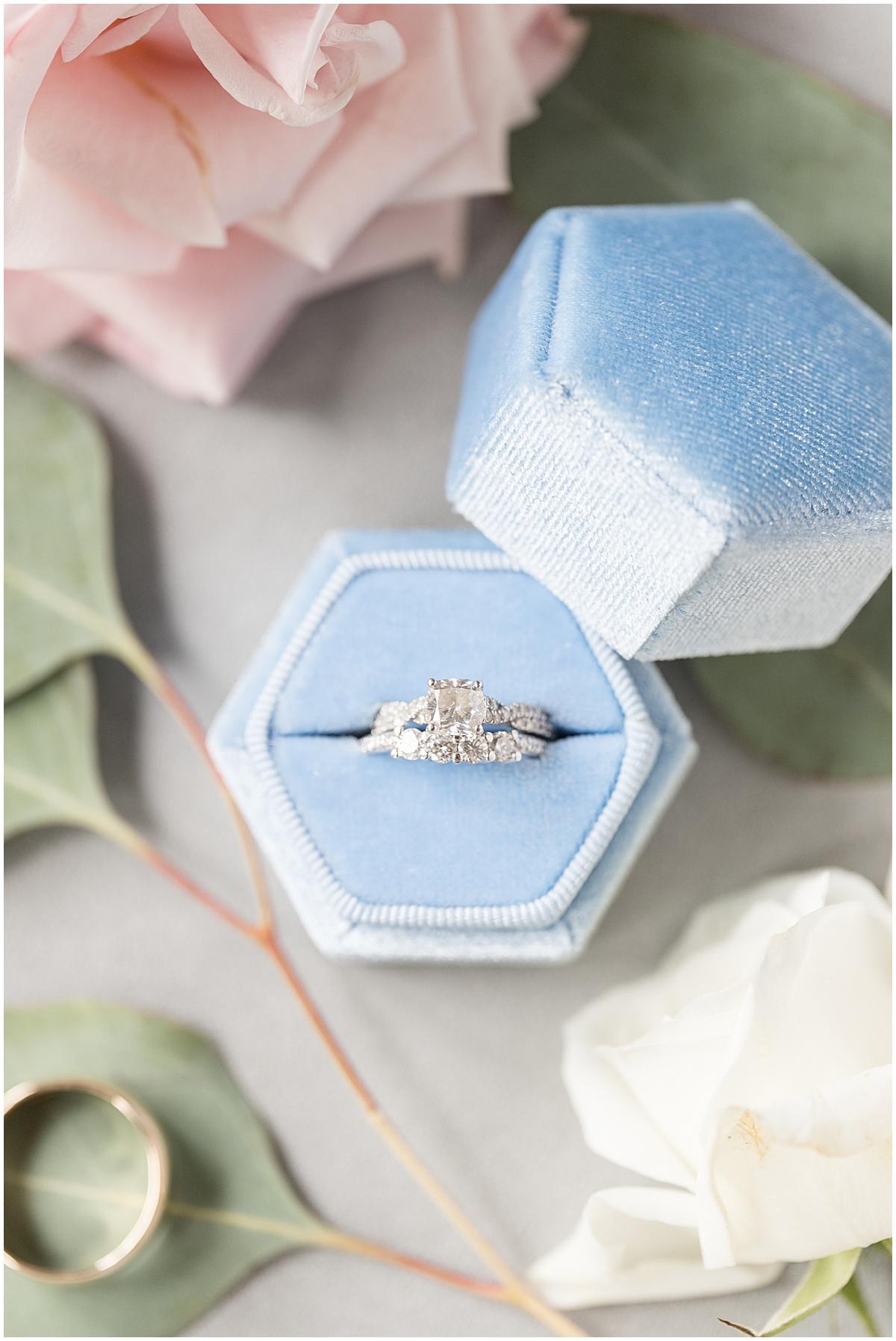 Bridal details from Lizton Lodge Wedding in Lizton, Indiana