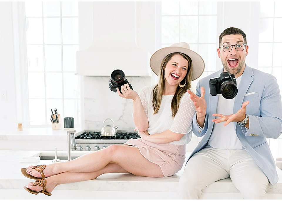 """Destination wedding photographers Ryan and Anna Leonard share what running a business with your spouse is actually like in this episode of """"The Priority Pursuit Podcast""""!"""
