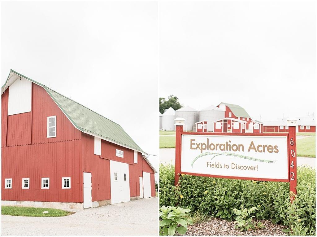 Exploration Acres wedding venue