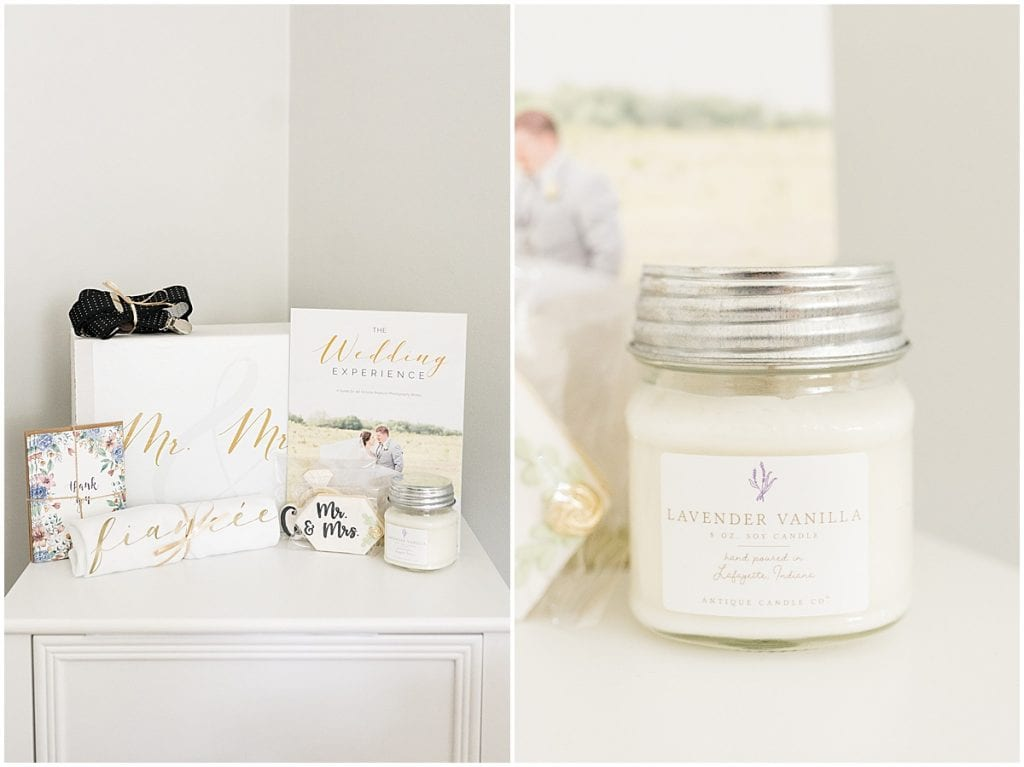 included in Victoria Rayburn Photography's client welcome gift