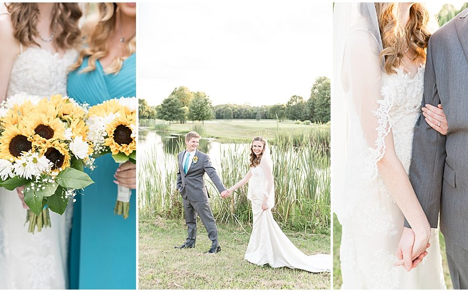 Glen River Country Club wedding in Fishers, Indiana