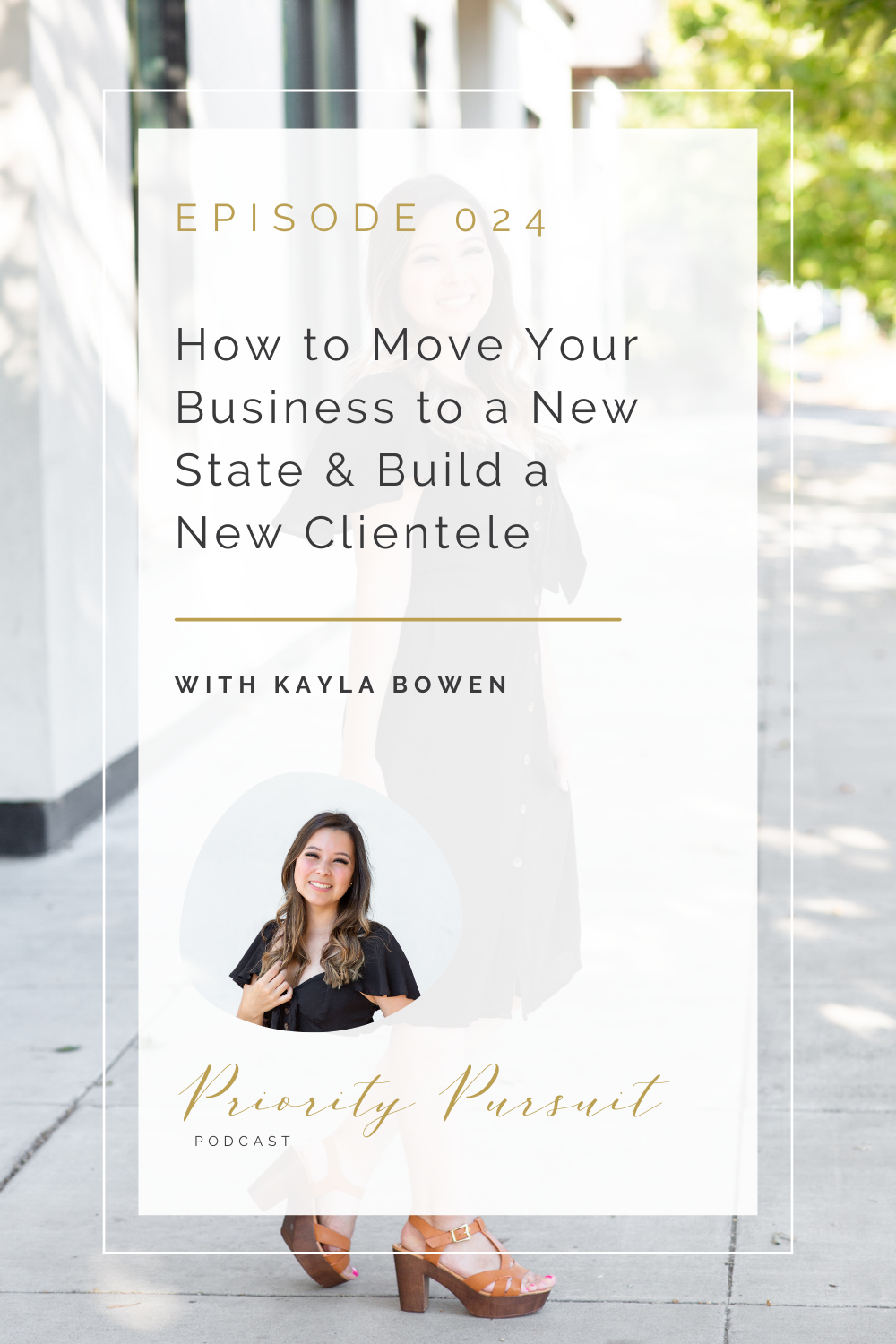 Victoria Rayburn and Kayla Bowen discuss how to move and rebuild your business in a new location.