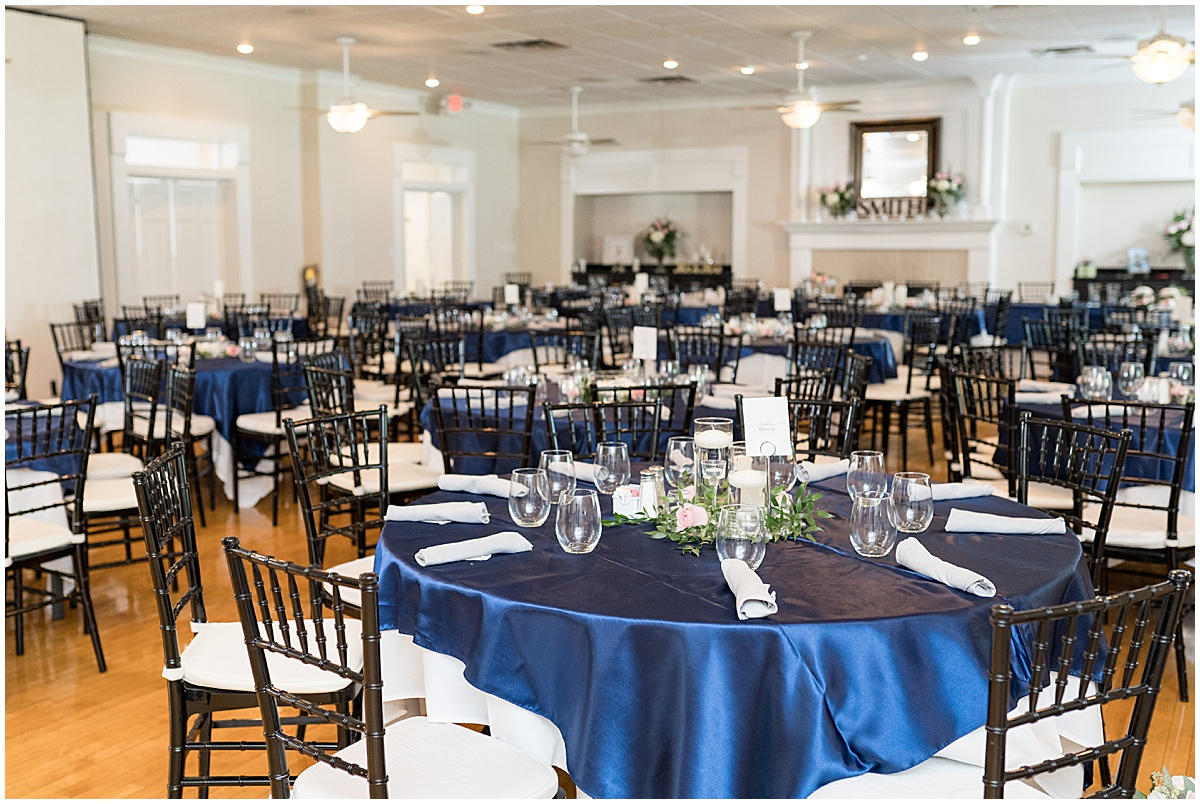 Wedding Reception at The Edge in Anderson, Indiana