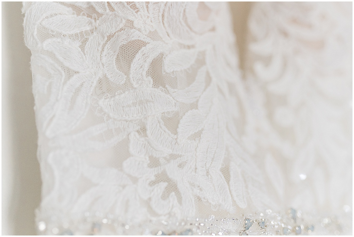 Bridal details for Wildcat Conservation Club wedding in Mulberry, Indiana