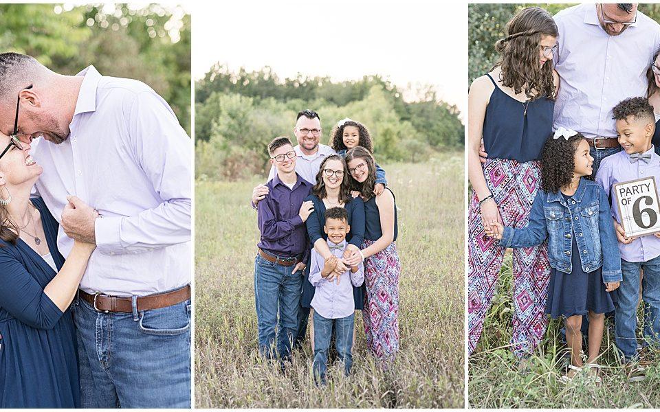 Adoption celebration photos in Lafayette, Indiana